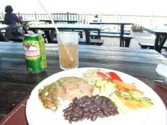 Almuerzo en el Restaurant Palhoça