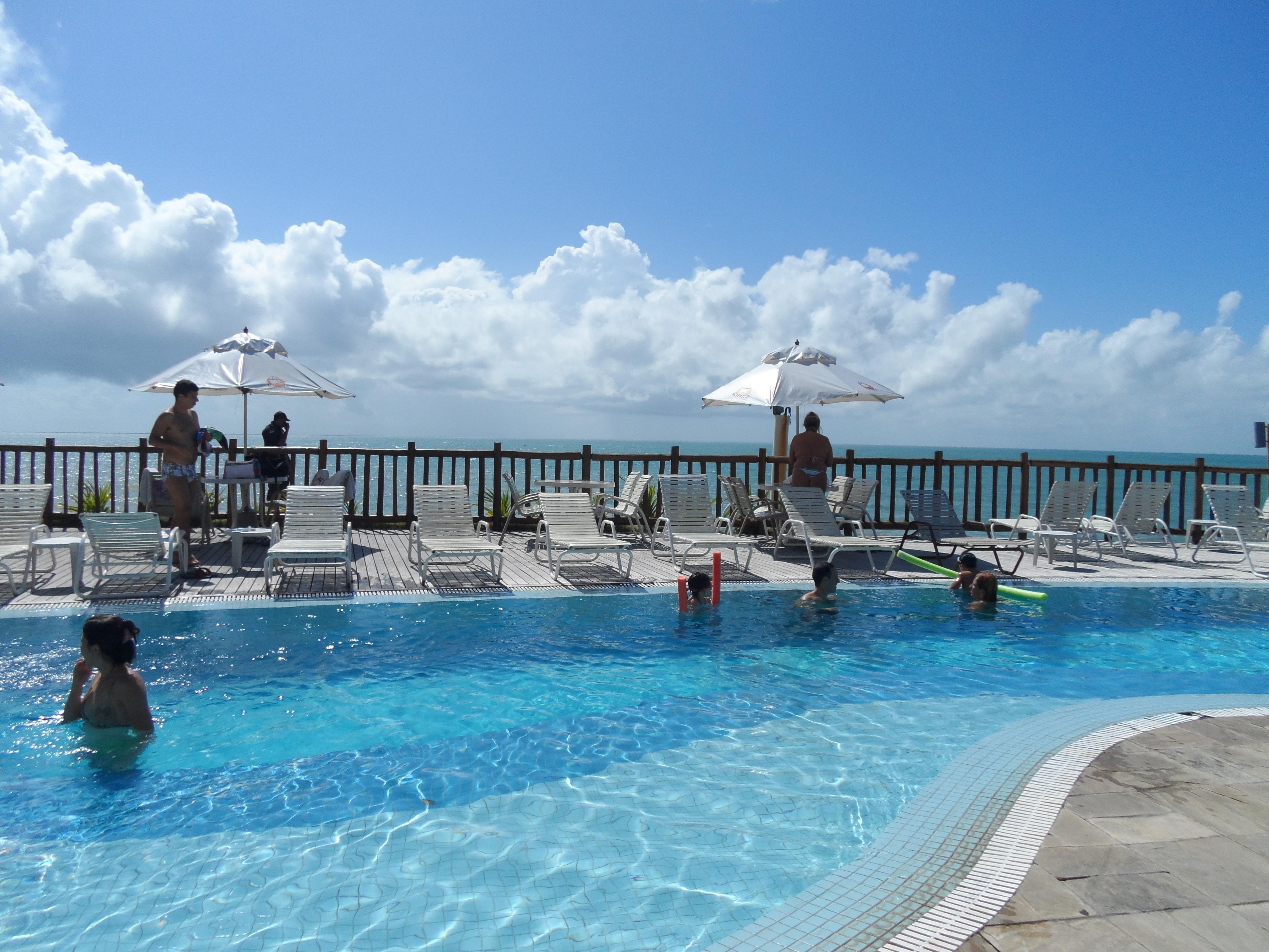 Rif les praia hotel resort mi tesoro en natal camino al for Piscinas trobajo del camino
