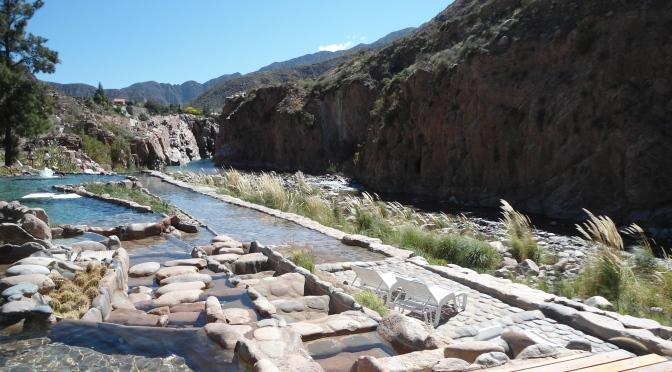 Spa termas de cacheuta Mendoza