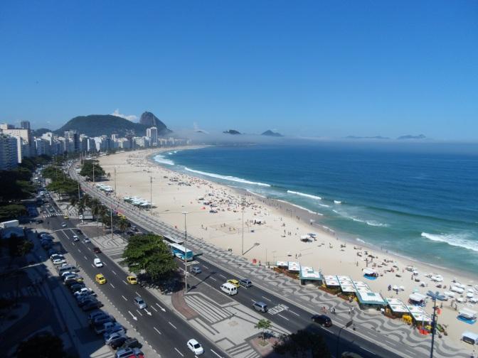 Rio de Janeiro continúa lindo…
