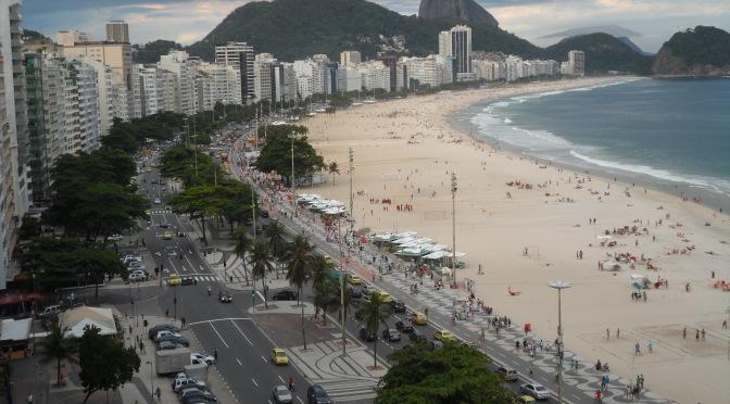 Rio de Janeiro, ciudad de contrastes