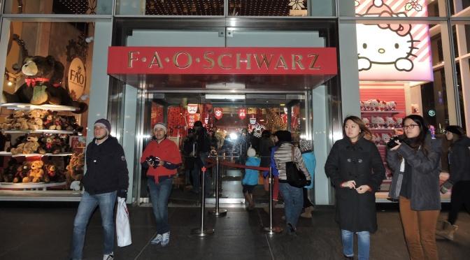 Cierra F.A.O. SCHWARZ, adiós a un clásico de Nueva York
