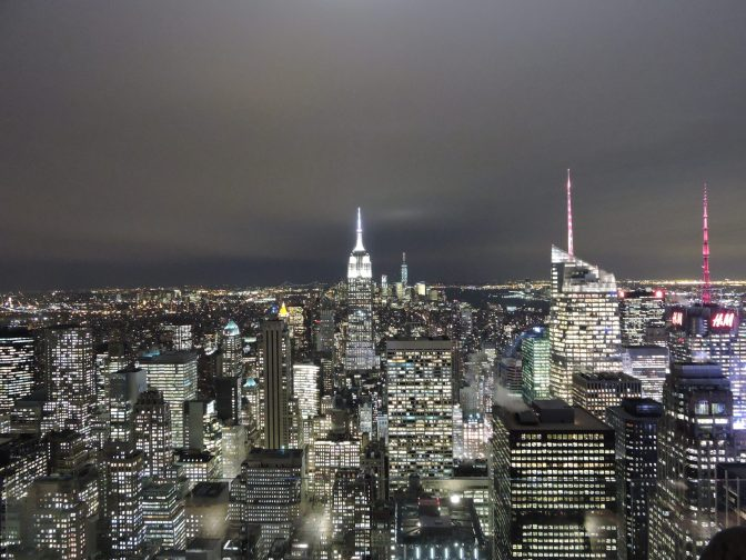 Nueva York desde arriba: ¿Empire State Building o Top of the Rock?
