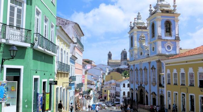 10 motivos para visitar Salvador de Bahia