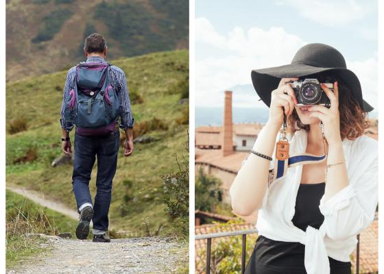 viajero vs turista