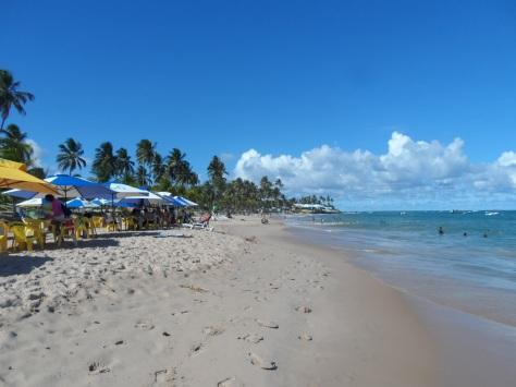 Playa de Guarajuba