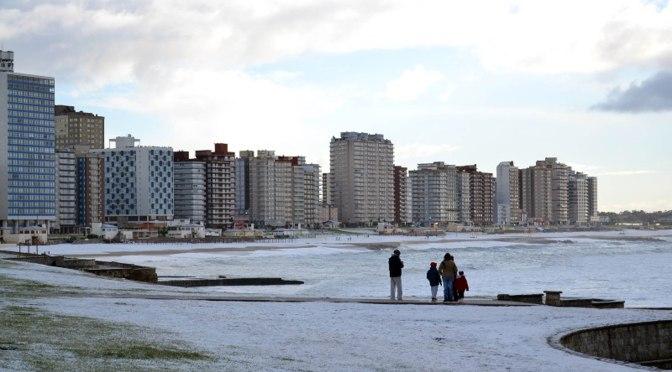 Nieve en Miramar