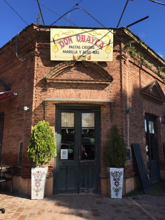 Restaurante de campo Don Obayca