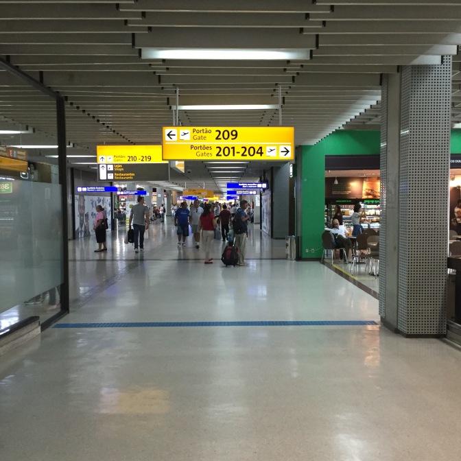El aeropuerto de Guarulhos se renueva