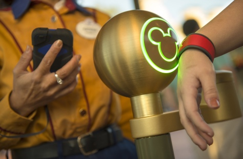 Walt Disney World Magic band