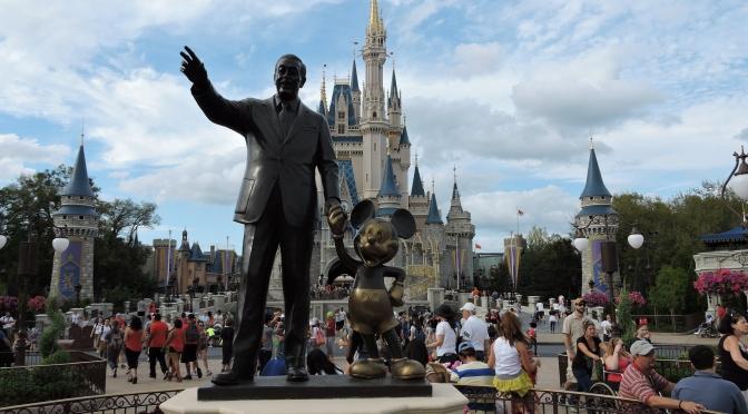 Disney planea abrir un parque en Brasil?