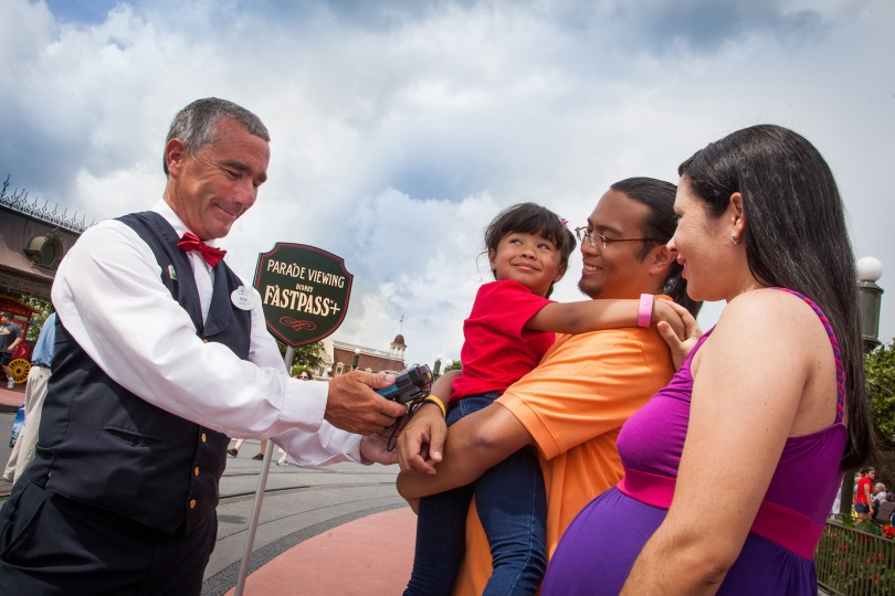Disney World FastPass