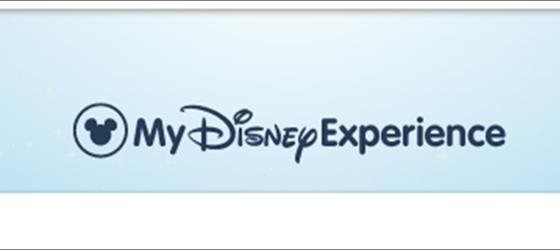 My Disney Experiencie