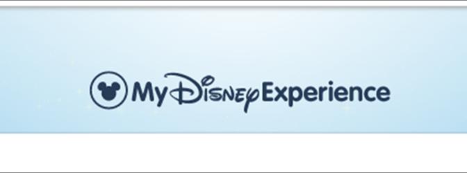 My Disney Experience: la app perfecta para tus vacaciones en Disney