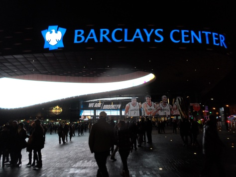 Barclays Center Brooklyn Nets