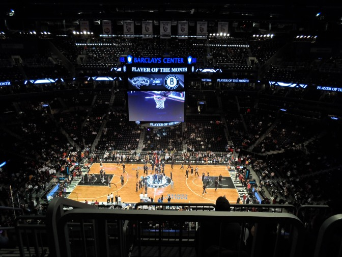 Ver un partido de la NBA en Nueva York: San Antonio Spurs vs. Brooklyn Nets