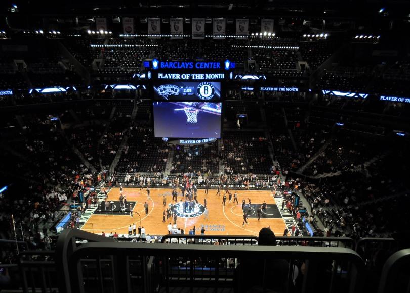 Ver un juego de la NBA en Nueva York