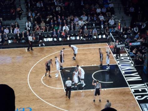 Ver un partido de la NBA en Nueva York