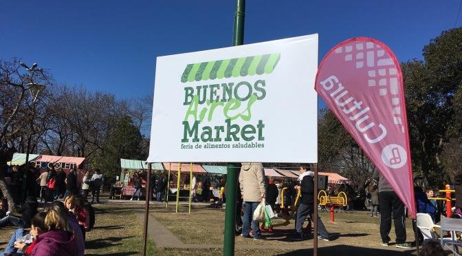 Buenos Aires Market en Remedios de Escalada