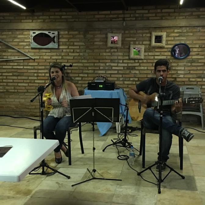 Un bonito show de música brasileña