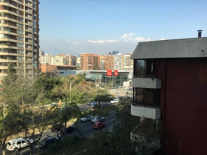 Anticipo de mi viaje a Santiago de Chile