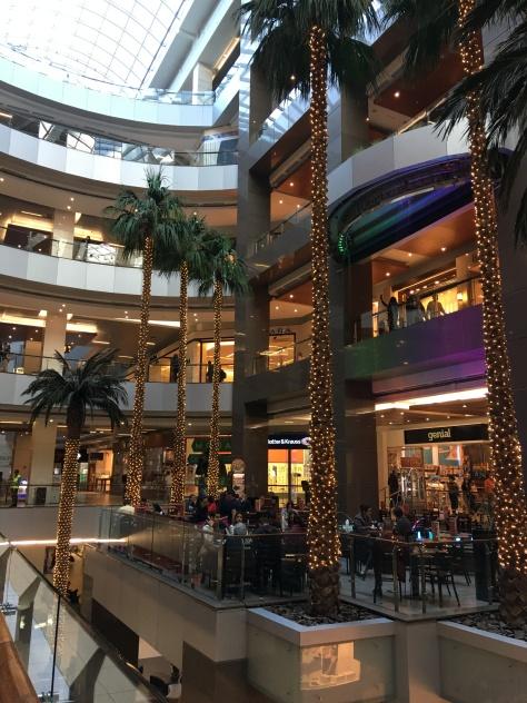 Costanera Center Shopping Santiago de Chile