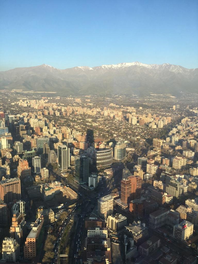 MIRADOR SKY COSTANERA SANTIAGO DE CHILE