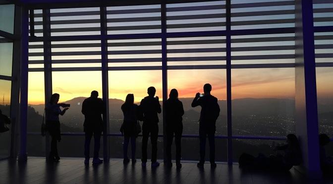 Mirador Sky Costanera, desde lo más alto de Santiago