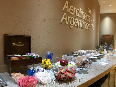 SALON CONDOR AEROLINEAS ARGENTINAS
