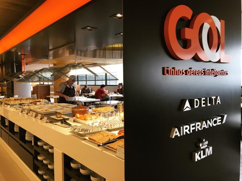 Gol Premium Lounge Guarulhos