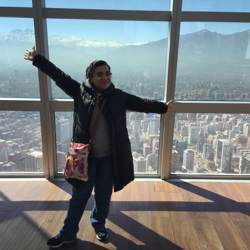 Sky Costanera Santiago de Chile