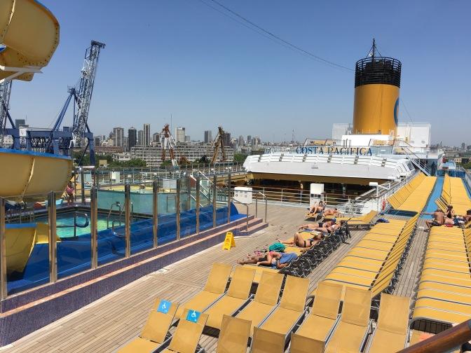 Conociendo el buque Costa Pacífica de Costa Cruceros