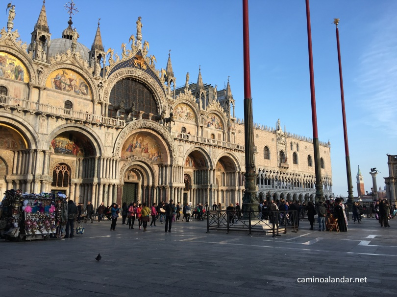 Basilica San Marcos Venecia