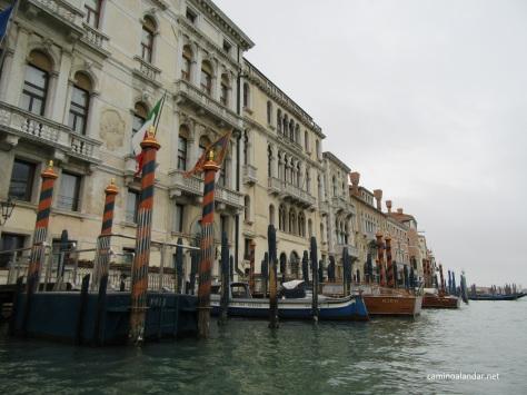 Paseo en góndola Venecia