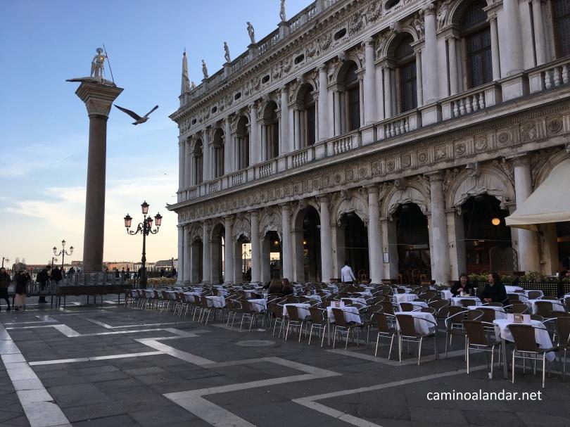 Piazza San Marco Venecia