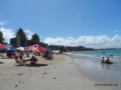 Praia Ponta Verde Maceio