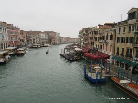 Ponte del Rialto Venecia