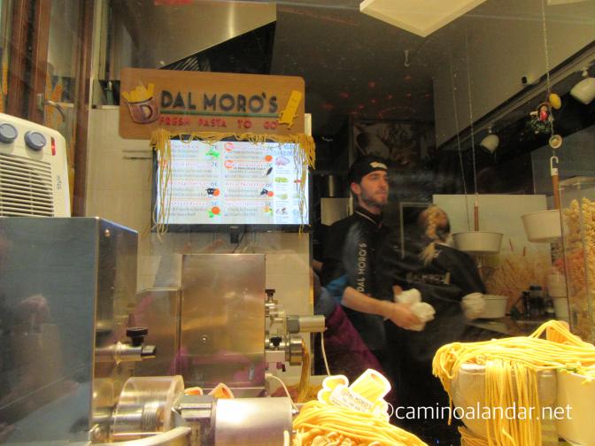 Mis restaurantes favoritos de Venecia: Dal Moro's y Rossopomodoro