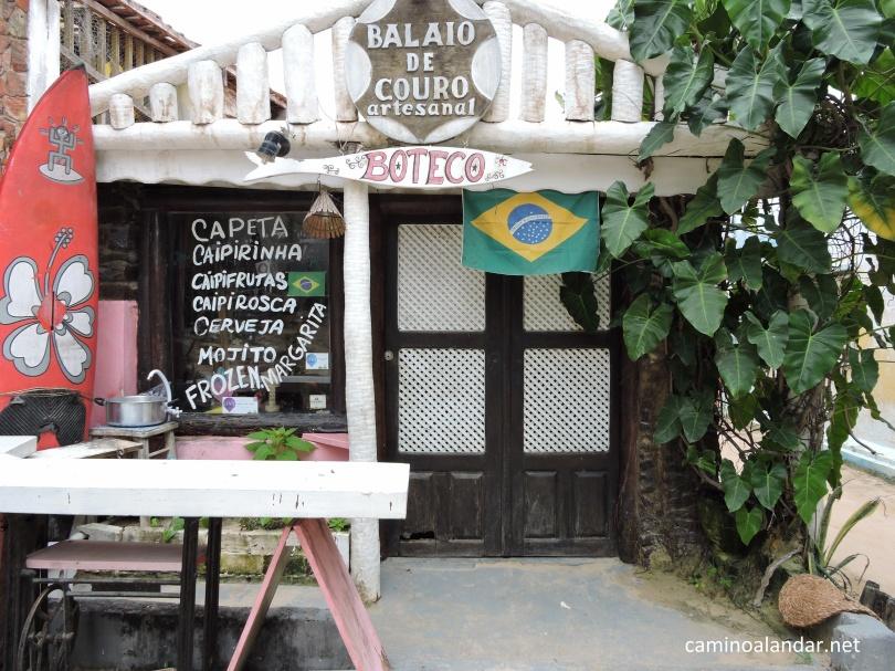restaurant jericoacoara