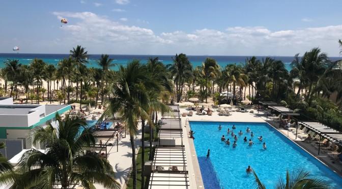 Mi estadía en el hotel Riu Playacar