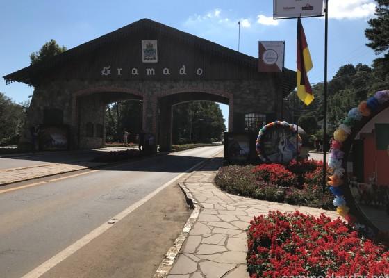 Portico Gramado brasil