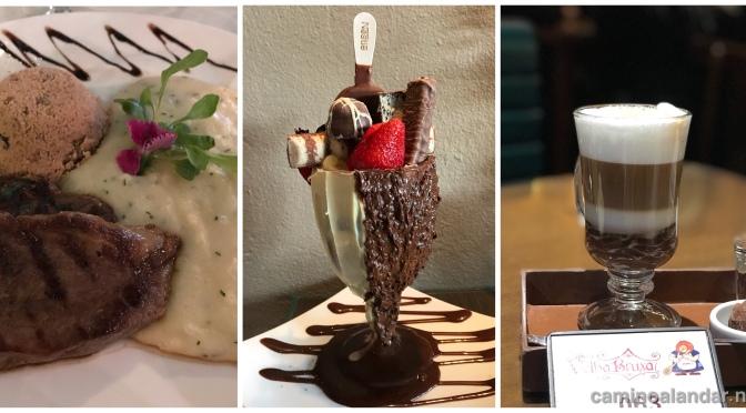 Mis confiterías y restaurantes favoritos en Gramado