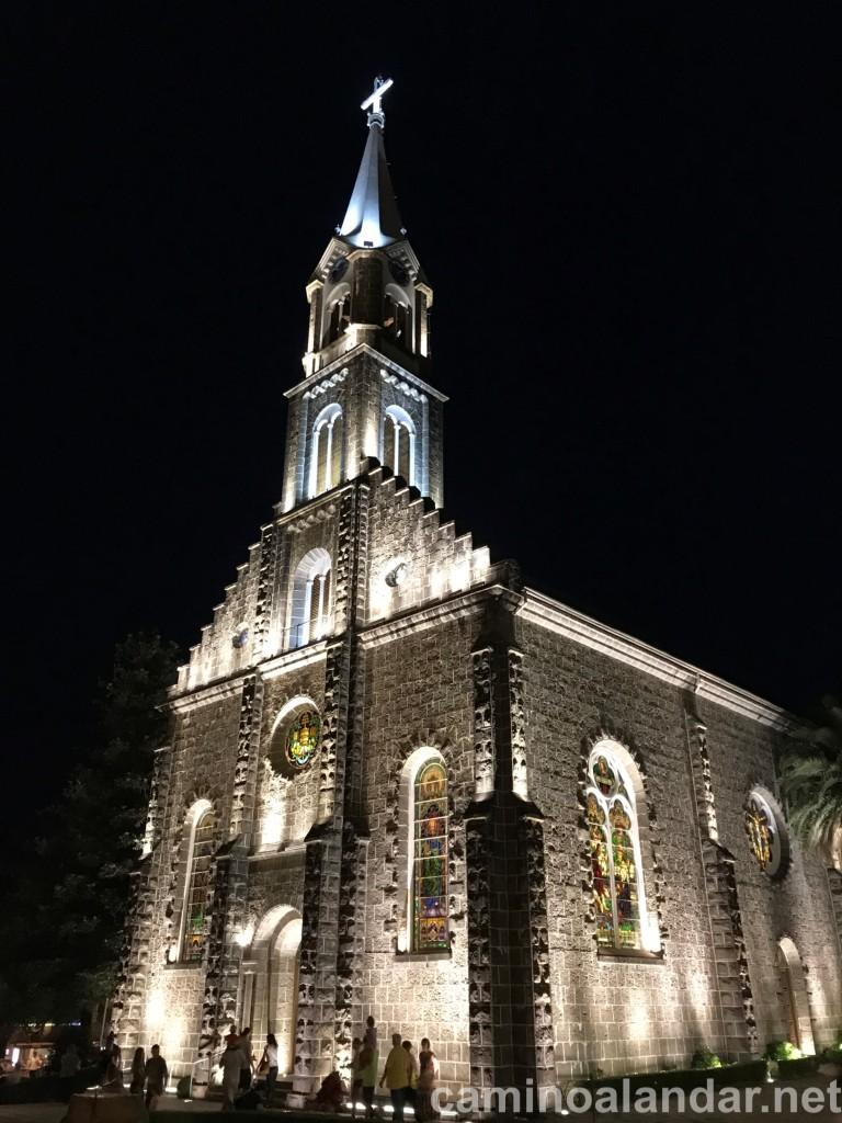 Parroquia San Pedro Gramado Brasil