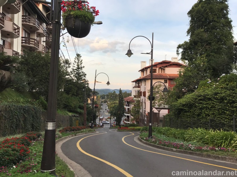 Rua Torta Gramado Brasil