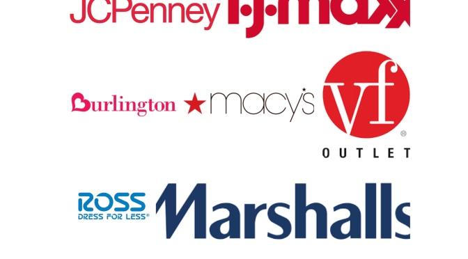 Grandes almacenes para comprar ropa en Estados Unidos