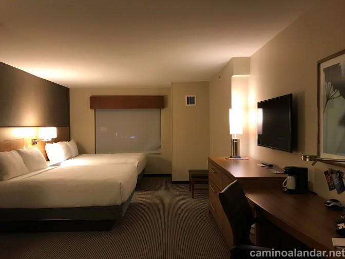 Mi estadía en el Hotel Hyatt Place Orlando / Lake Buena Vista