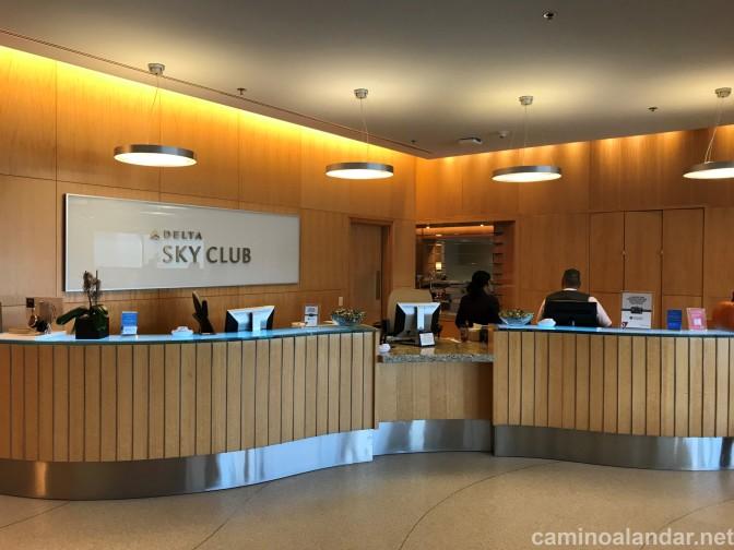 Conociendo el Salón VIP de Delta Airlines en Miami