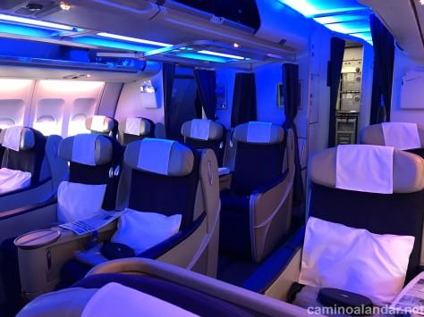 aerolineas argentinas business miami buenos aires