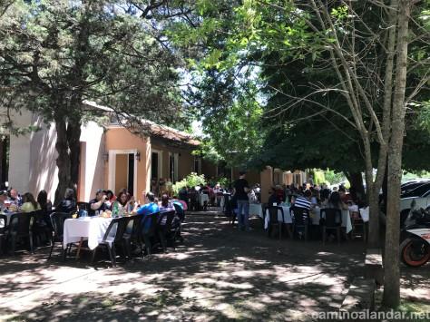 RESTAURANT DE CAMPO SANTA VICTORIA TOMAS JOFRE