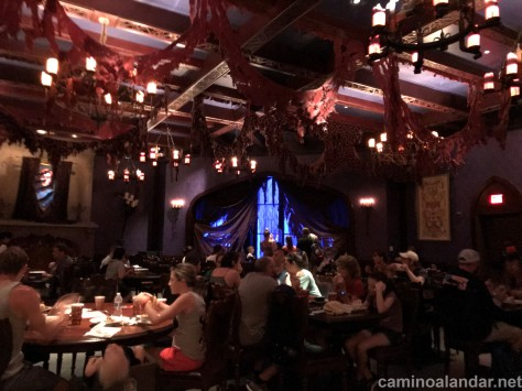 Be our guest restaurant disney
